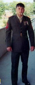 Sgt. Joshua Naggar